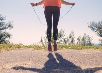 Exercício com corda para emagrecer
