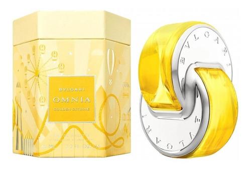 Perfume feminino Bvlgari Omnia Golden Citrine Eau de Parfum