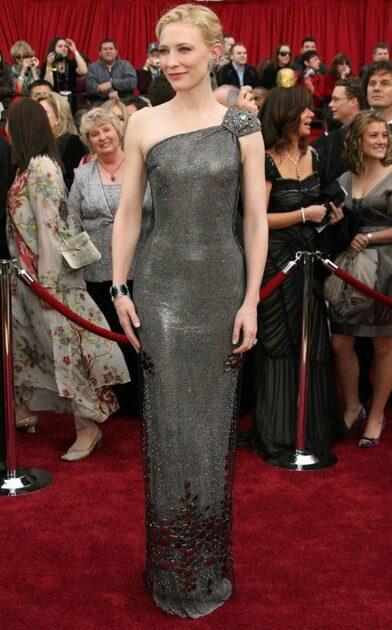 Look Ostentação Cate Blanchett
