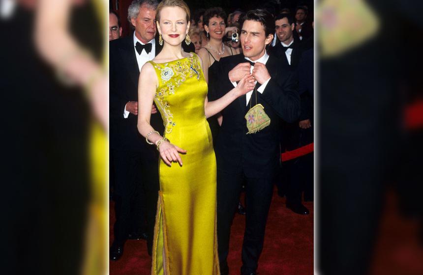 Look Ostentação Nicole Kidman