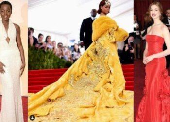 Look ostentação - vestidos usados por famosas que valem uma fortuna