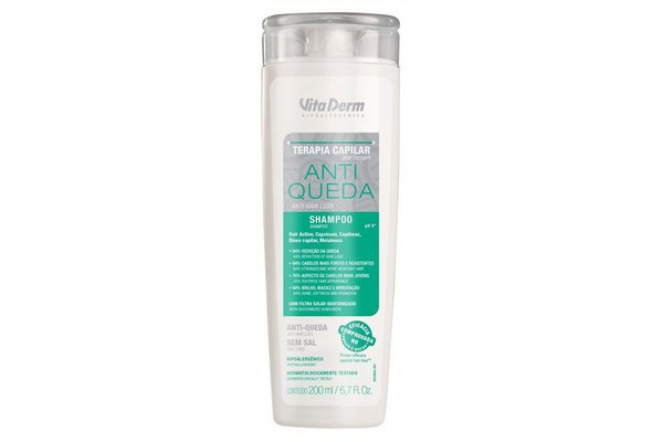 Shampoo Antiqueda, Vita Derm